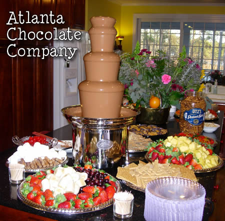 ATLANTA CHOCOLATE FOUNTAIN