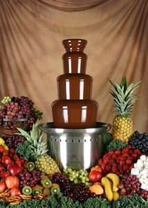 ATLANTA CHOCOLATE FOUNTAIN 34 INCH MODEL